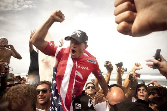 10度目のASP世界タイトル獲得 リップカール・プロサーチ・プエルトリコ