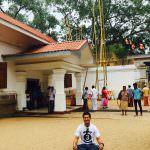 アヌラーダプラ(スリランカ)で、尾道デニム